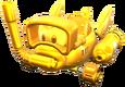 MKT Sprite Gold-Schnorchel-Cheep