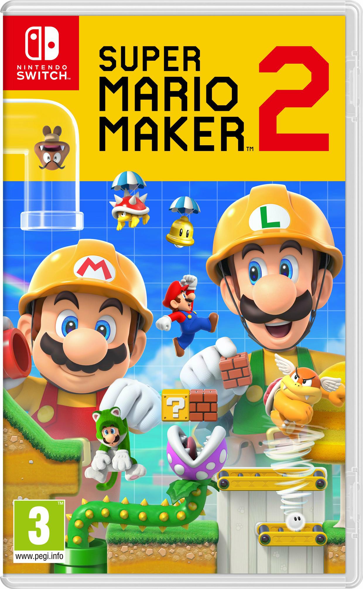 foto de Super Mario Maker 2 | Wiki Mario | Fandom
