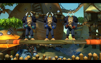 DKCTF Screenshot Rambazambas
