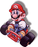 Mario Artwork (Super Mario Kart)