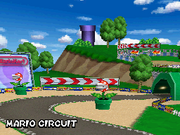 Mario Circuit Intro - Mario Kart DS