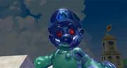 Mario Oscuro en Super Mario Sunshine