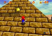 Shining Atop the Pyramid