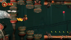 DKCR Screenshot Getriebsausflug