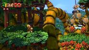 DKCTF Screenshot 5-1 Fauna Fantasia (Nähe 5. Puzzelteil)