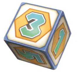 Dice Block (Mario Party DS)