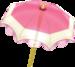 MK7 Sprite Sonnenschirm