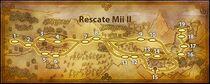 Mapa de guía de rescate mii II