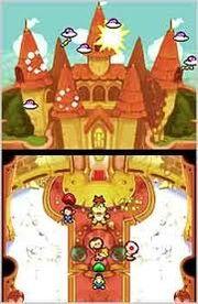 Mario & Luigi Partners in time 2