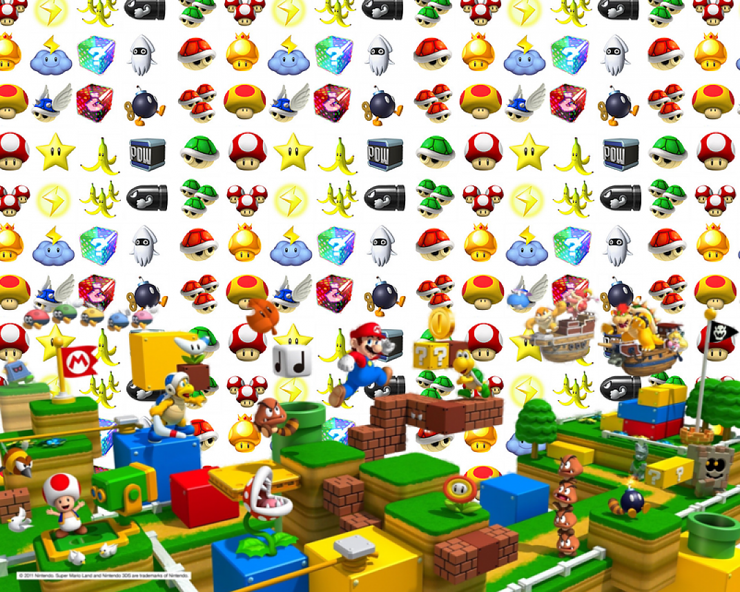 ForumNew Wallpaper Choice MarioWiki FANDOM powered by Wikia
