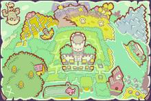 Carte du Royaume de Végésia