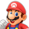 SMP Icon Mario