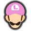 Icône Luigi rose Ultimate