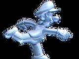 Luigi d'argent