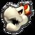 MK8 Dry Bowser Icon