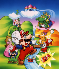 SMB2 Artwork - Group artwork