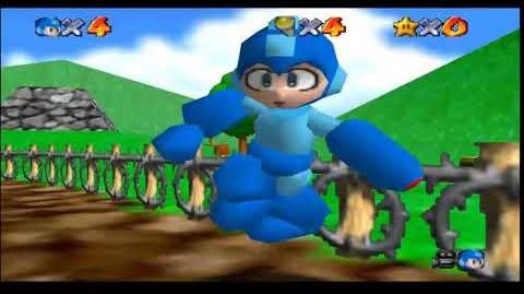 Super Mega Man Nintendo 64 Gameplay