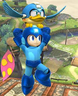 Beat Mega Man