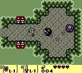 Chomp enchaîné Link's Awakening