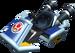 MK7 Toad-Standard Kart