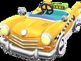 MKT Sprite Gelbes Taxi