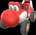 MKT Turbo Yoshi rouge