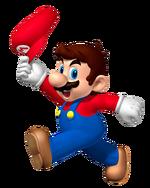 Mario's Hair