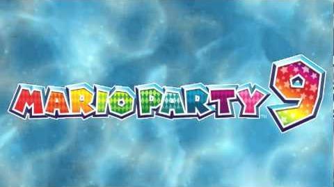 Mario Party 9 Music- Blooper Beach