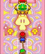 Mario und Luigi und Bowser