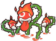PM Artwork Lava-Piranha