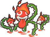 Lava-Piranha