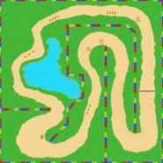 Plaine Beignet 2 - MKSC (parcours)