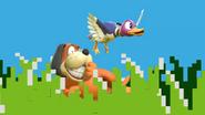 Duo Duck Hunt - SSBU