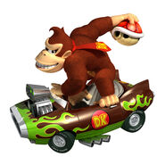 MKW Artwork Donkey Kong 2