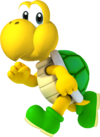 NSMBU Artwork Koopa