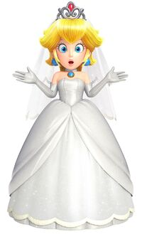 PrincesaPeachNupcial