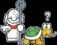 SMB3 Artwork Tanuki-Mario 2