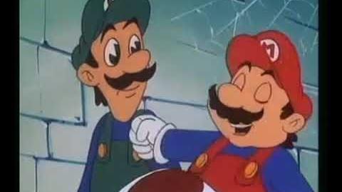 Super Mario Bros. Super Show! - Michael Jackson Thriller