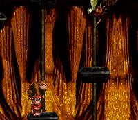 DKC Screenshot Fahrstuhl-Spiele