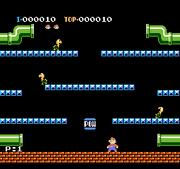 Mario Bros. nivel