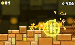 New Super Mario Bros 2 captura de pantalla 5