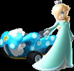 Rosalina - Mario Kart 7 Artwork