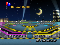 Skyscraper - Overview - Mario Kart Wii