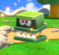 Spring Steal Screenshot - Super Mario 3D World