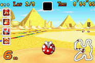 Désert Yoshi - MKSC 3