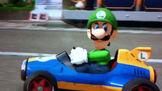 La mirada de la muerte de Luigi