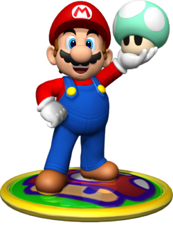 MP4 Artwork Mario