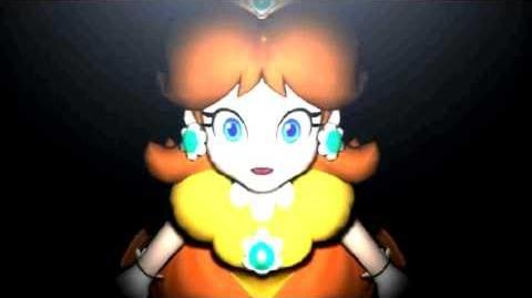 Mario Party 4 - Daisy Ending