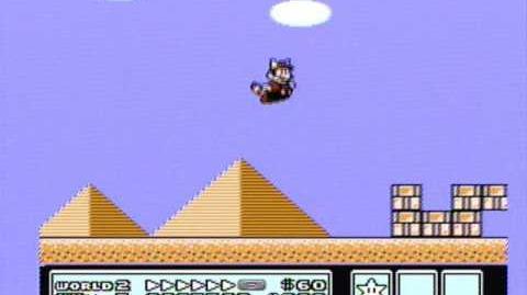Super Mario Bros 3 - Ala P