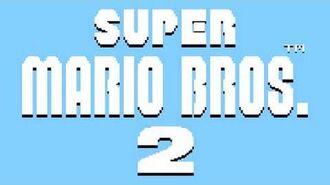 Title Screen - Super Mario Bros. 2